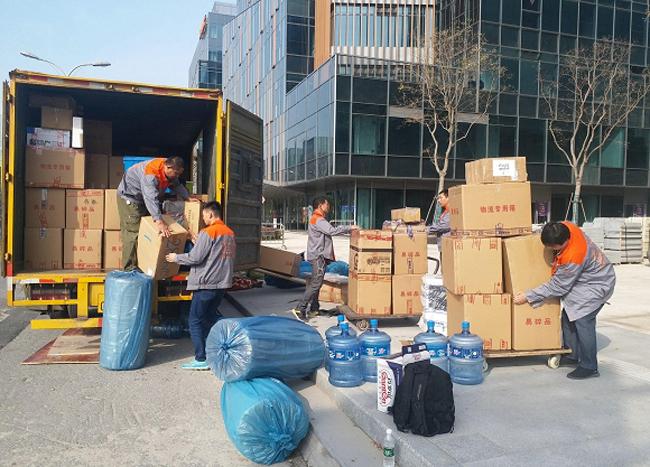 中新生态城搬家:搬家时如何快速的整理打包物品